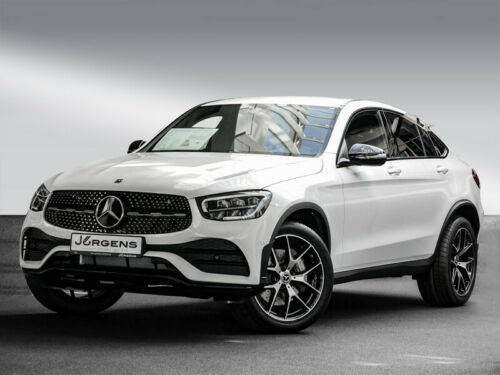 Mercedes-Benz GLC 400 d 4M Coupé AMG-Sport/Navi/Wide/LED/Night