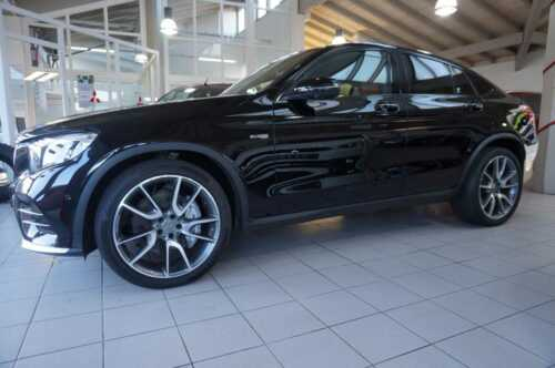 Mercedes-Benz GLC 43 AMG 4M 9G-TRONIC LED/COMAND/DISTRONIC/HUD