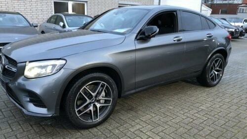 Mercedes-Benz GLC 43 AMG  Coupe 4MDistro SHD Navi Comand Night