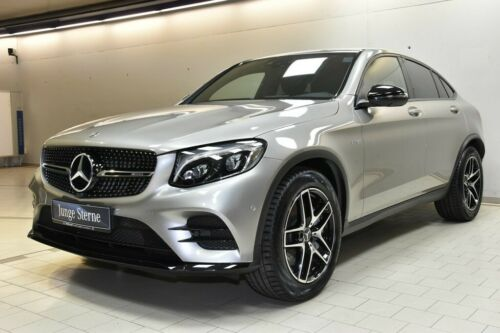 Mercedes-Benz Mercedes-AMG GLC 43 4M Coupé Night/9G/Comand/360