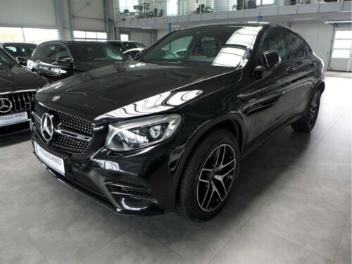 Mercedes-Benz GLC 43 AMG Coupe 4M NIGHT-BEAM-ABGAS-COMAND-360°