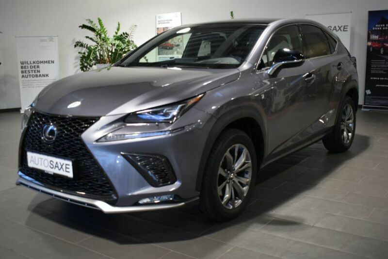 Lexus NX 300 AWD F SPORT *Navi*AHK*360°*Matrix-LED*