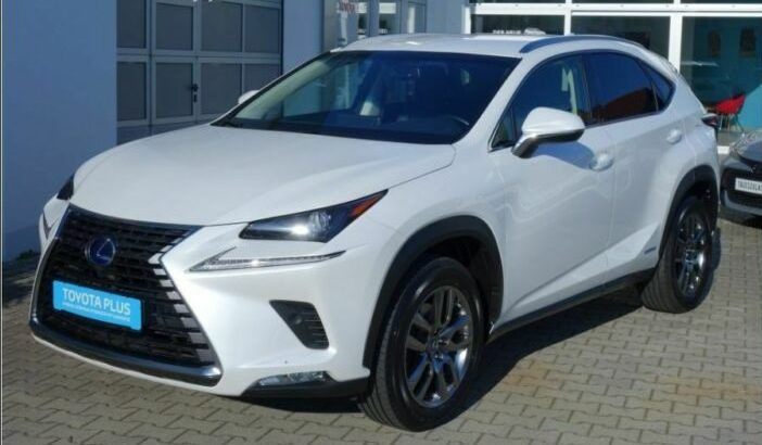 Lexus NX 300h 197PS E-FOUR Executive Navi Heckklappe e