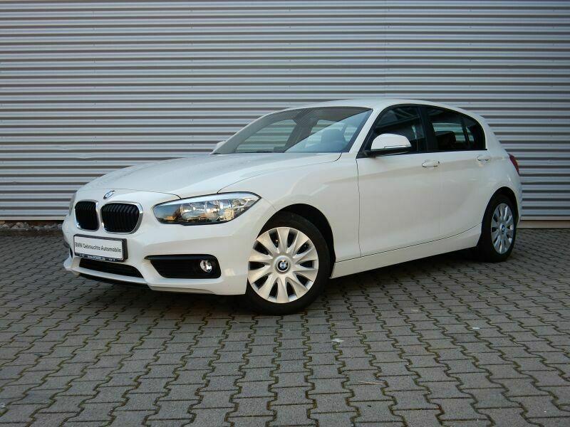 BMW 118i 5-t Advantage *WIR SIND FÜR SIE DA*