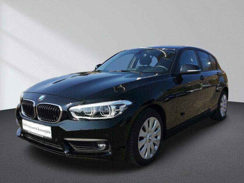 BMW 118d Advantage Aut. Navi Business Klimaaut. PDC