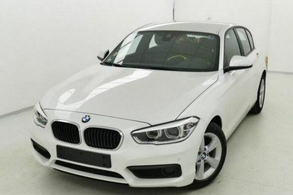 BMW 118i Aut. Advantage /NAVI/LEDER/LED/KEYLESS/SHZ/