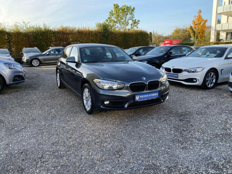 BMW 118d Automatik Advantage Navi/EURO6+Vollgarantie