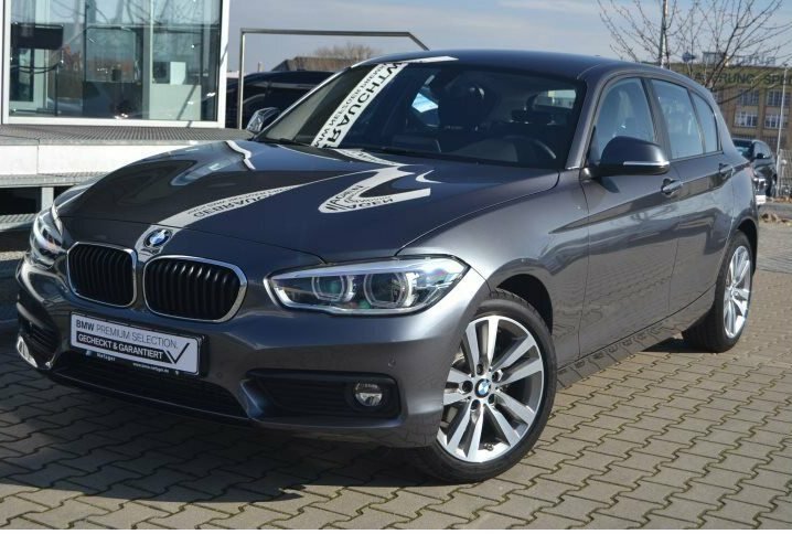 BMW 116d 5-Türer Navi LED Freisprecheinrichtung