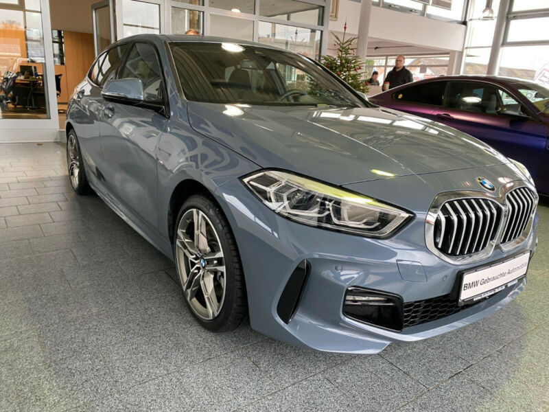 BMW 120d xDrive M Sport/Komfortz./LED/Live Cockpit+
