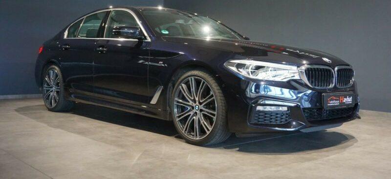BMW 540d xDrive M Sport Navi-LED-HuD-Kamera