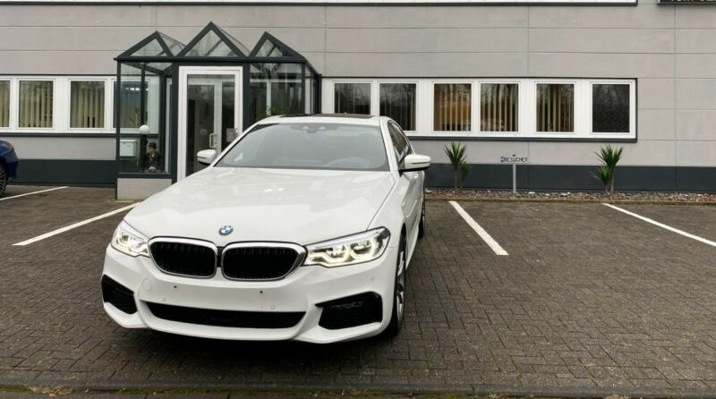 BMW 540i M Sportpaket/R.Kam/Integral/NP 85.439€