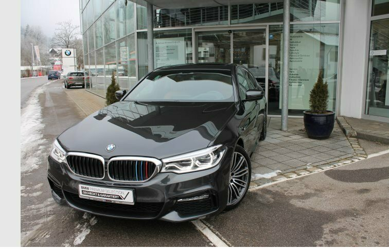 BMW 540i xDrive Limousine M Sportpaket Head-Up HiFi