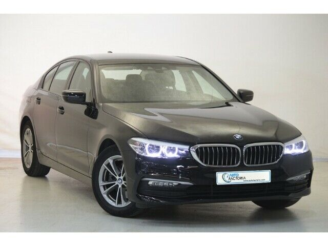 BMW 520 190 PS 8G AUT EXECUTIVE NAVI*LED*PDC* -49%