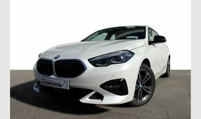 BMW 218i Gran Coupé Sport Line Head-Up HiFi WLAN
