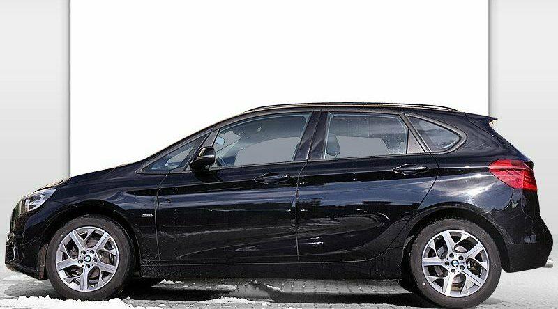 BMW 214d Active Tourer Sport Line Navi Komfortzg.