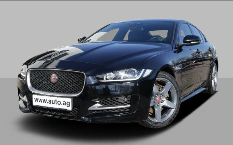 Jaguar XE 20D R-SPORT WINTER XENON APPROVED