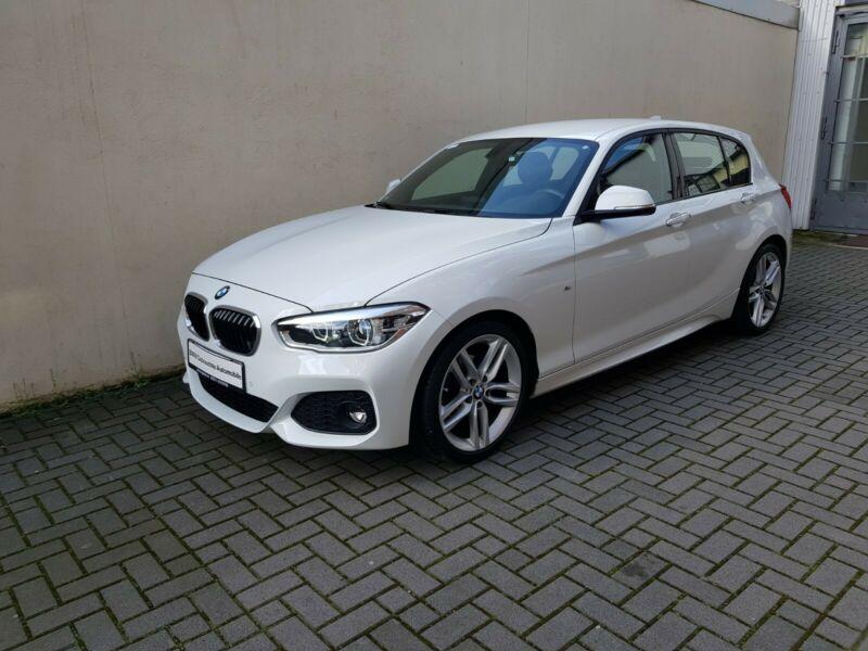 BMW 118i*Aut.*NAVI*LED*M-SPORT*HiFi