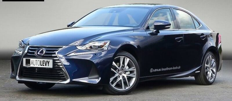 Lexus IS 300h Executive Line Premium Navi,Leder