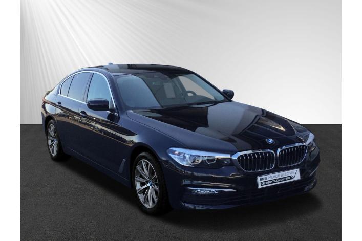BMW 520d Aut. Komforts. DA+ Standhzg. Display-Key