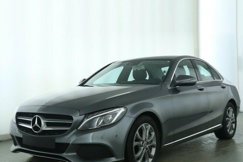 Mercedes-Benz C 250 d AVANTGARDE ANHÄNGERKUPPLUNG LED-ILS NAVI