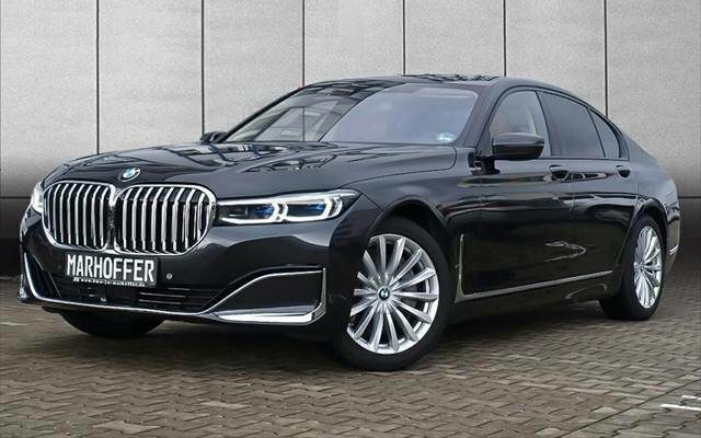 BMW 730d xDrive G11 NEUES MODELL SHADOW LINE