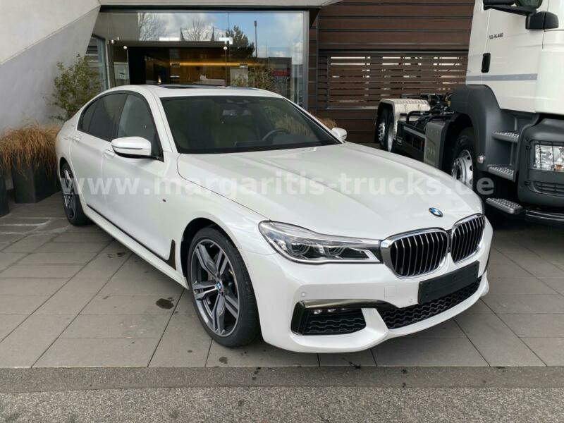 BMW 730d xDrive/M-Paket/20″M/GSD/Display/LED/HeadUp
