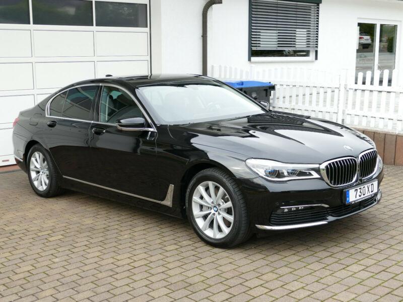 BMW 730d xDrive * 4xKomf.sitze+Standhzg+el.AHK !