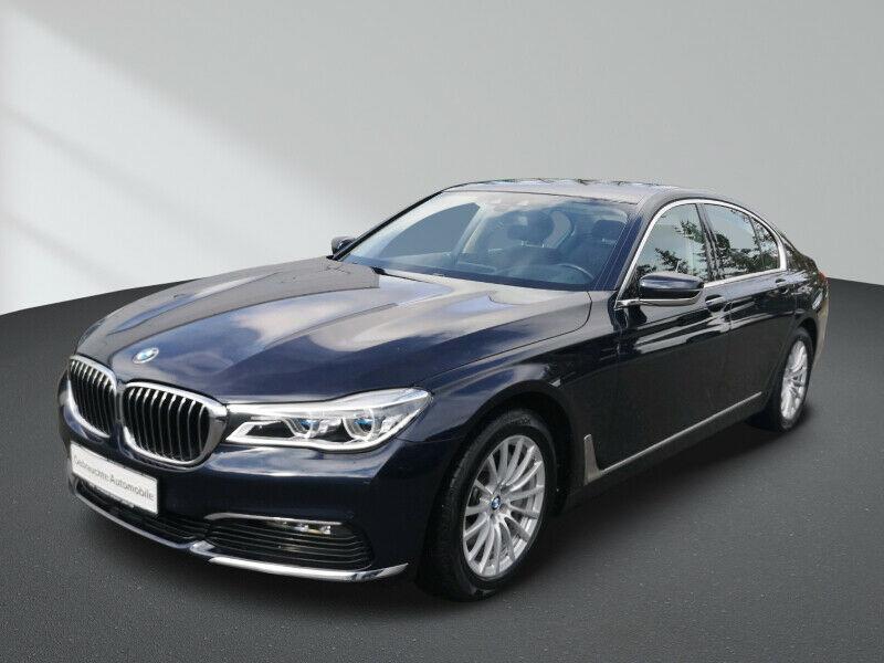 BMW 740d xDrive Laser-Licht Standheizung Head up – D