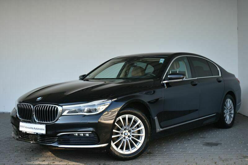 BMW 740dA xDrive Limousine Laserlicht.18*LM.AHK