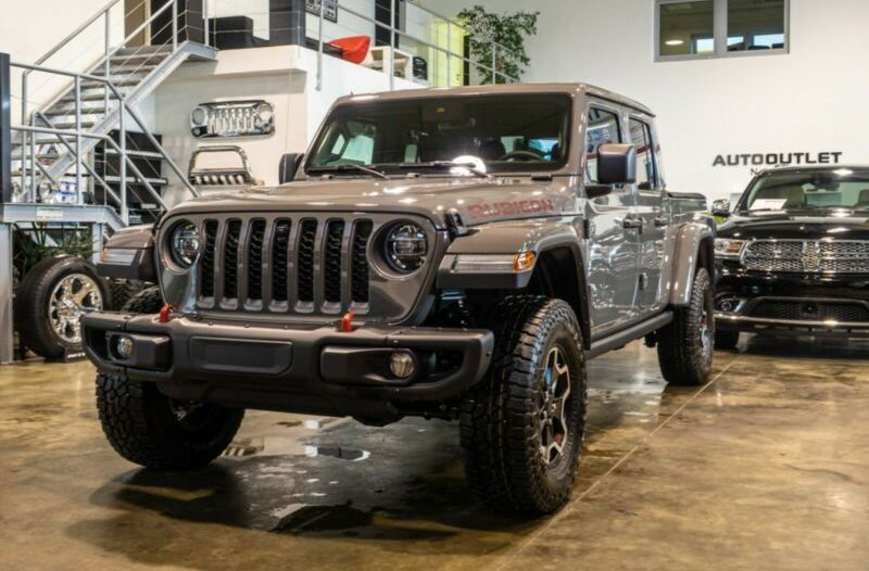 Jeep Gladiator Rubicon 3.6l V6 SafetyTec HardTop AdCC