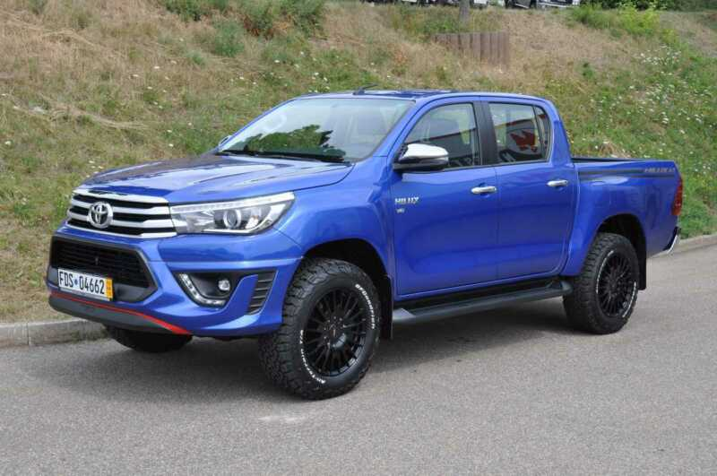 Toyota Hilux Double Cab 4.0 V6 Autom. NESTLE OFFROAD