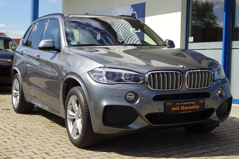 BMW X5 xDrive40d M Sport HuD Standheizung Kamera