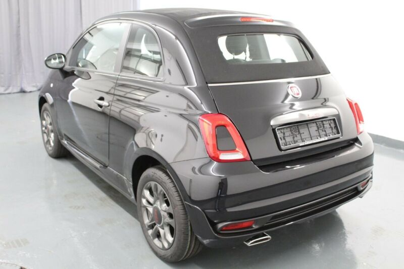 Fiat 500C 1.2 Sport Dualogic 15J+Apple+Android