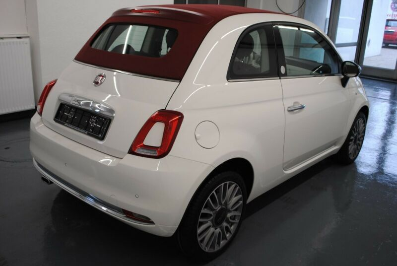 Fiat 500C 1.2 Lounge Dualogic 15J+Apple+Android