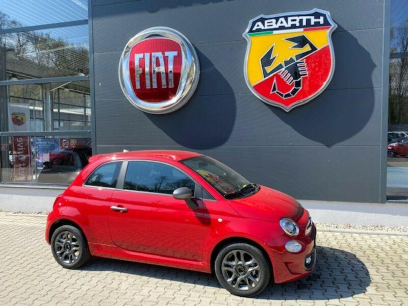 Fiat 500 Sport *Klima*AppleCarPlay*