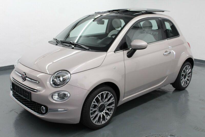 Fiat 500 1.2 Star Dualogic 16J+TFT+Apple