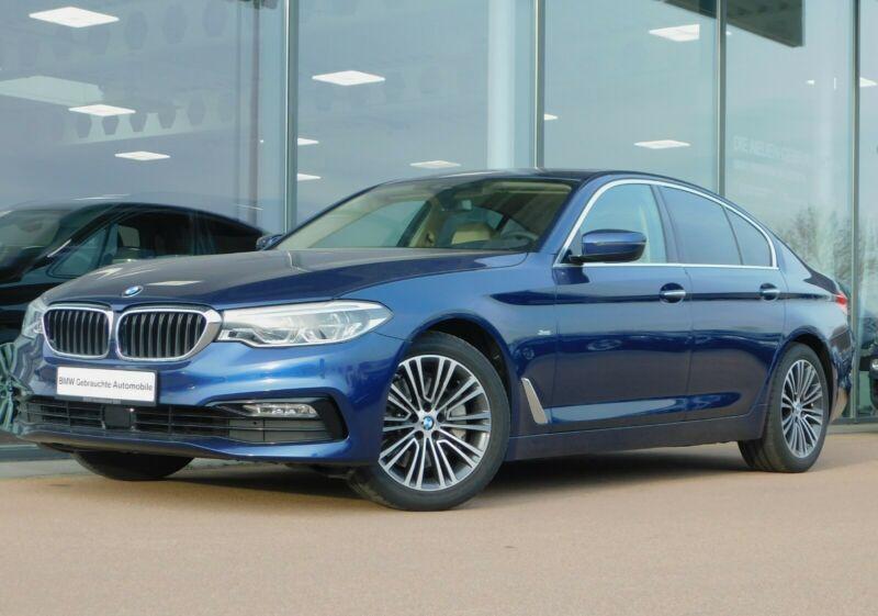 BMW 530i Sport Line*Navi-Prof.*Driving-Assist.*DAB*
