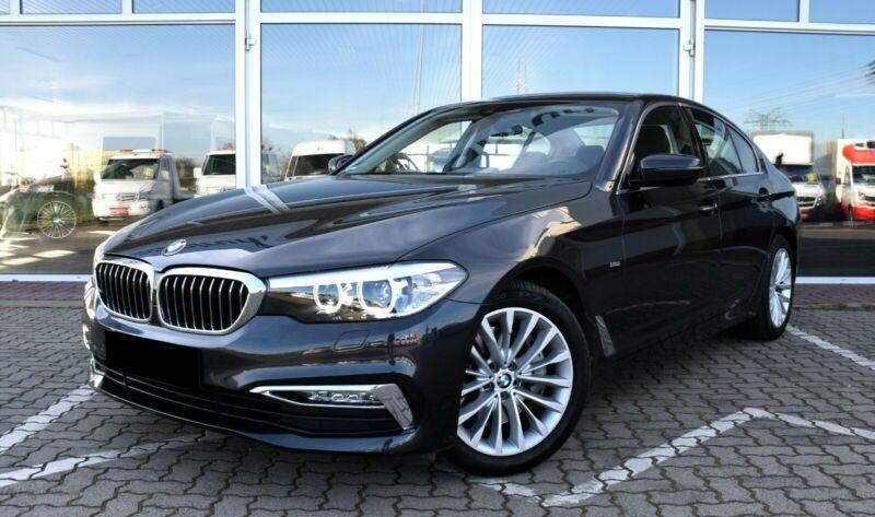 BMW 540i Luxury Line M-Lenkrad SHZ/BELÜFT DAB LED