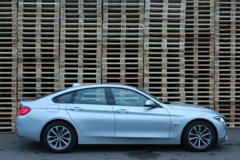 BMW 420d Facelift Gran Coupe LED/Leder/SHzg/PDC/Navi