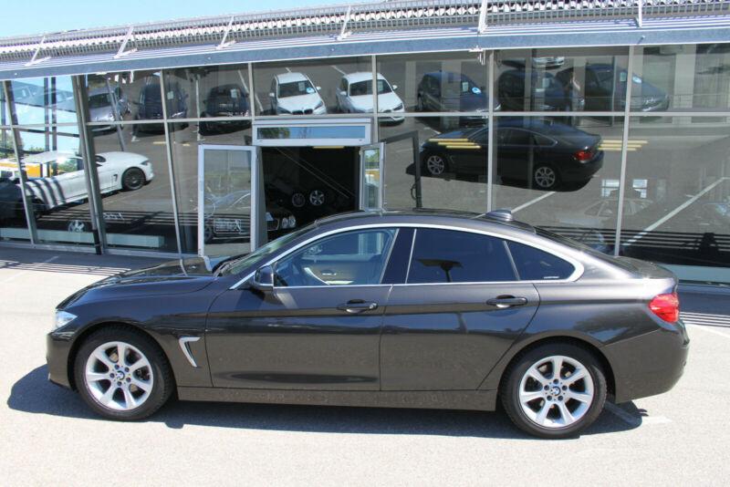BMW 420d Gran Coupé Aut. Leder Beige Navi Xenon