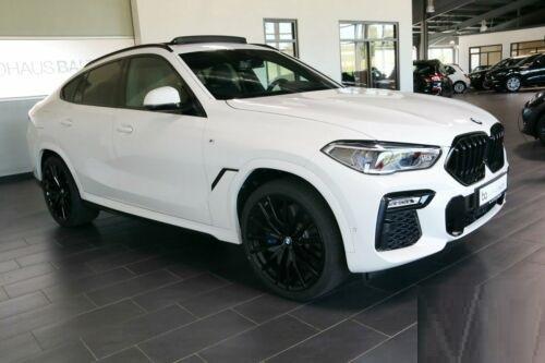 BMW X6 xDrive 30d M Sport 22″/AHK/Laser/Pano/Luftf