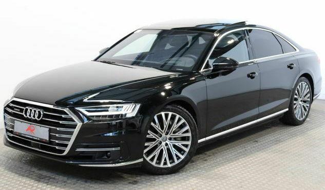 Audi A8 55 TFSI qu HEAD-UP,ALLRADLENKUNG,STANDHEIZUNG