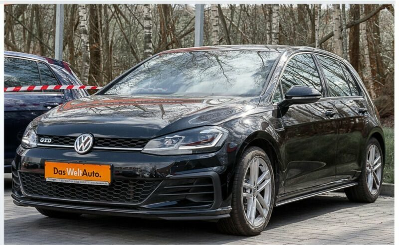 Volkswagen Golf  GTD Leder LED AHK