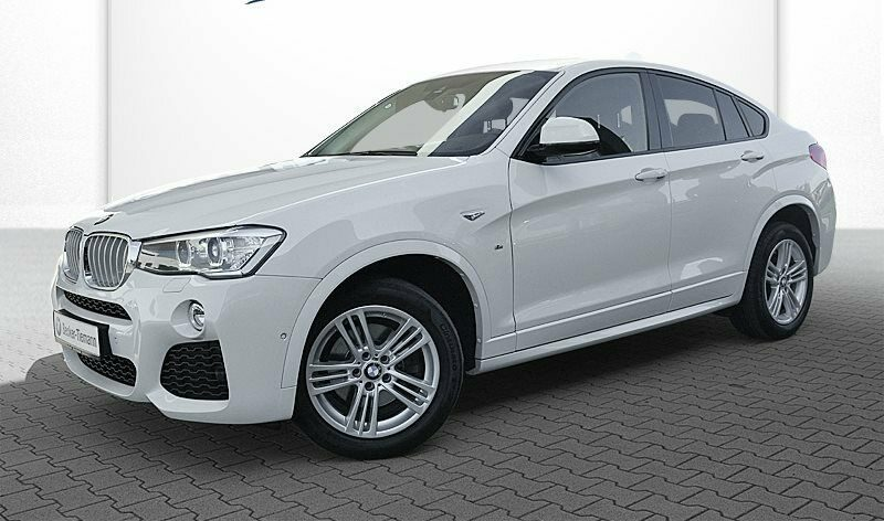 BMW X4 xDrive35d SAG M Sportpaket/Navi/Head-Up/Stand