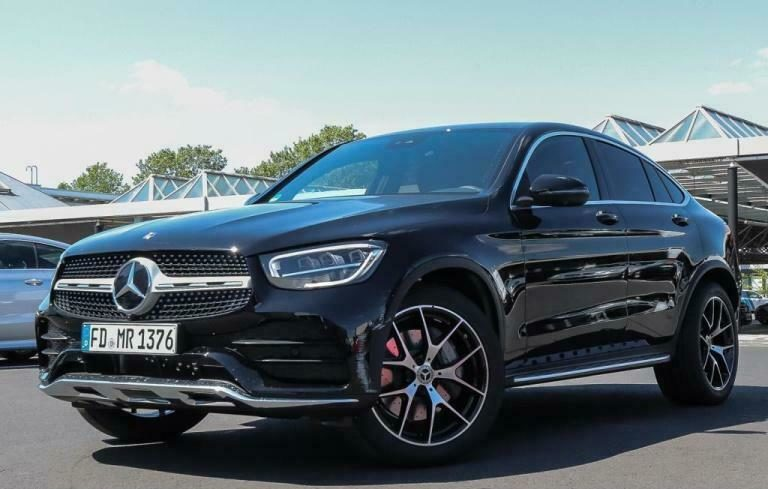 Mercedes-Benz GLC 220 d 4MATIC Coupé AMG MBUX Navi 360° SpurP