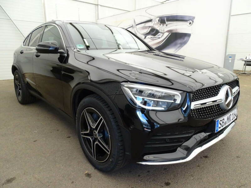 Mercedes-Benz GLC 220 d 4M COUPÉ AMG LED+NAVI+WIDESCREEN+KAMER
