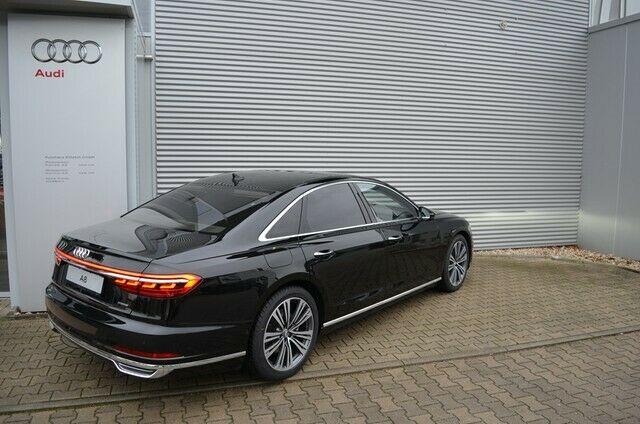 Audi A8 Limousine 50 TDI quattro tiptronic Panodach L