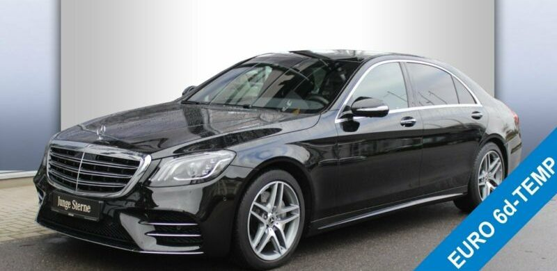 Mercedes-Benz S 400 d 4M lang AMG/Comand/Multibeam/360°/Pano