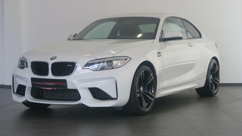 BMW M2 Coupé *Harman-Kardon|Navi Prof.|GRA*