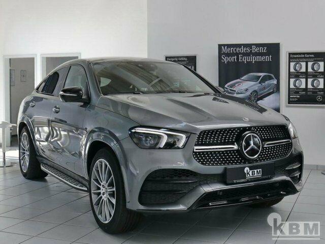 Mercedes-Benz GLE 350 d 4M Coupé AMG NIGHT PAN AHK LED HEAD-UP